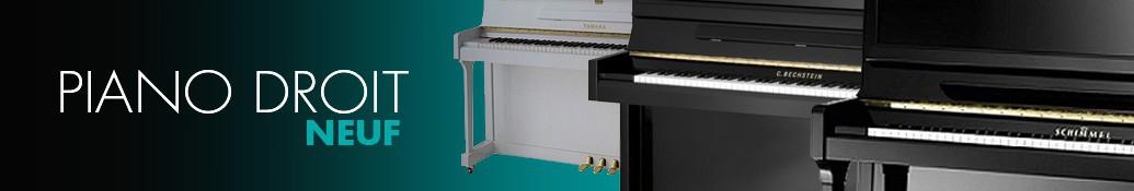 Les pianos acoustiques neufs droits Véran Piano