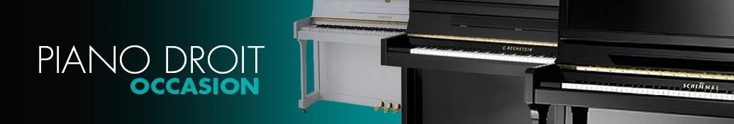 Les pianos occasions droits Véran Piano